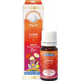 Perle d'Huile Essentielle Bio 20 ml  - Citron Bio