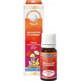 Perle d'Huile Essentielle Bio 20 ml  - Complexe Relaxation et Sommeil