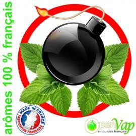 MENTHE EXPLOSIVE Openvap - e-liquide pour cigarettes électroniques 10 ml