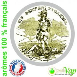 TABAC AMERICA LIGHT Openvap - e-liquide pour cigarettes électroniques 10 ml