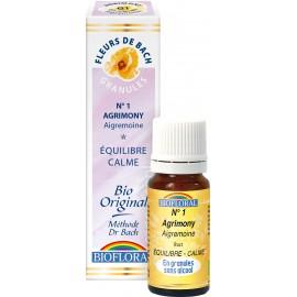Elixir Floral Sans Alcool en Granules – 001 AIGREMOINE