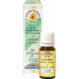 Elixir Floral Sans Alcool en Granules – 010 POMMIER SAUVAGE