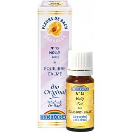 Elixir Floral Sans Alcool en Granules – 015 HOUX