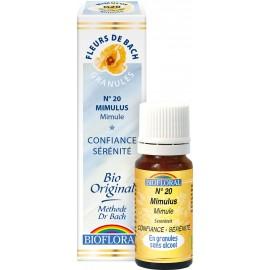 Elixir Floral Sans Alcool en Granules – 020 Mimule