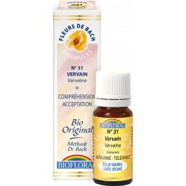 Elixir Floral Sans Alcool en Granules – 031 VERVEINE