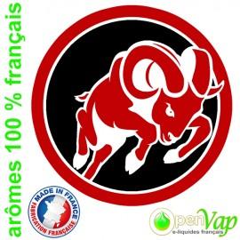 RED MONSTER Openvap - e-liquide pour cigarettes électroniques 10 ml