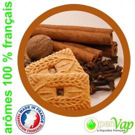 SPECULOOS Openvap - e-liquide pour cigarettes électroniques 10 ml
