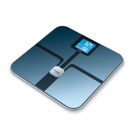 Pèse-personne Impédancemètre Bluetooth - BF 800 black
