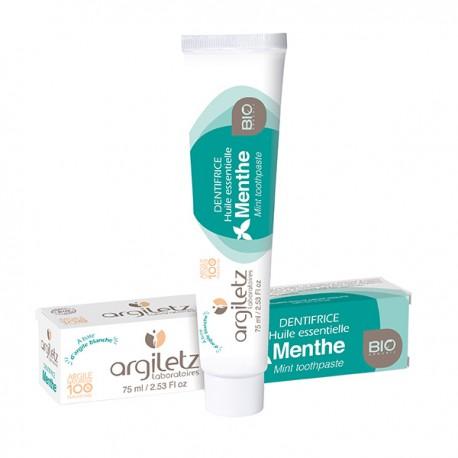 Dentifrice Bio Menthe – 75 ml