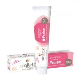 Dentifrice Bio Fraise – 75 ml