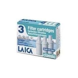 pack de 3 Cartouches Filtrantes CLASSIC - LAICA