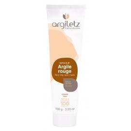 Masque Argile Rouge 100 ml – Peaux Sèches