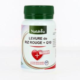 LEVURE RIZ ROUGE + Q10 NATAVEA