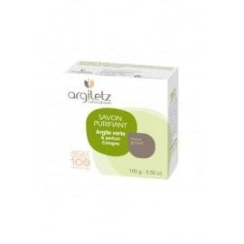 Savon Purifiant Agile Verte – Parfum Cologne – 100 gr