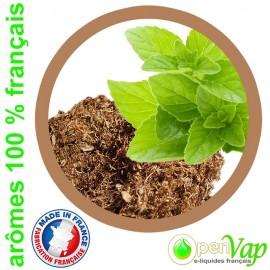 TABAC TABAC MENTHE Openvap - e-liquide pour cigarettes électroniques 10 ml