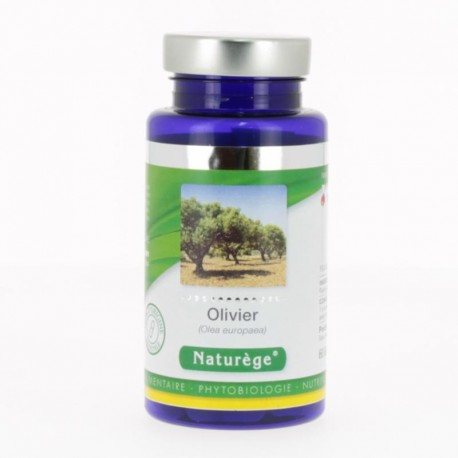 OLIVIER - Plantes en Gélules