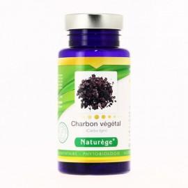 CHARBON VEGETAL ACTIVE - Plantes en Gélules
