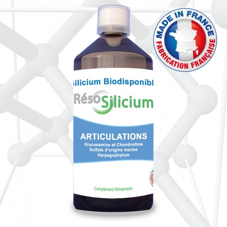 Réso-Silicium Articulations 1 litre - Resolutive