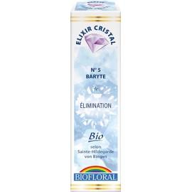 Elixir de cristaux : Baryte