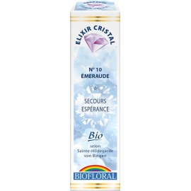 Elixir de cristaux : Emeraude
