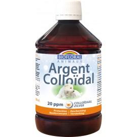 Argent Colloïdal Animaux