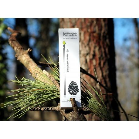 Encens Naturels Senteurs Bois des Pins