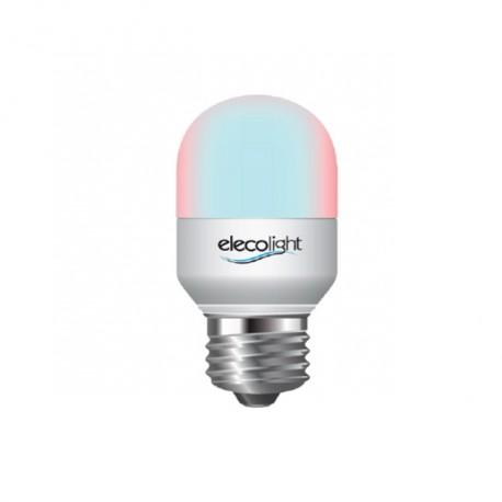 Ampoule Ionisante à LED MULTICOLOR HELA LED-M culot E27 (gros culot à vis) – ELECOLIGHT