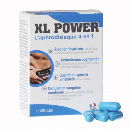 Aphrodisiaque Stimulant masculin XL POWER