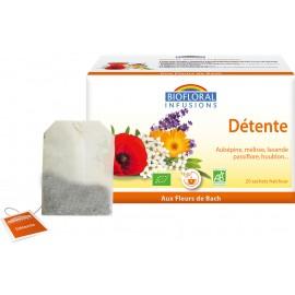 Infusion Elixir Détente - Sommeil - Relaxation