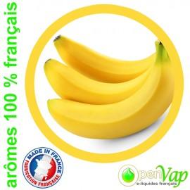 BANANE Openvap - e-liquide pour cigarettes électroniques 10 ml