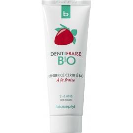 Dentifrice Bio DENTIFRAISE - Enfants