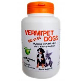 Vermifuge pour CHIENS VERMI'PET DOG