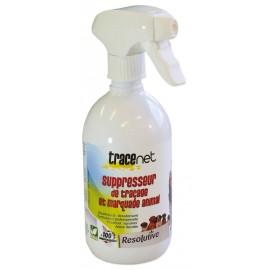 TRACENET Spray 500 ml - Solution Naturelle contre les odeurs et le Marquage urinaire