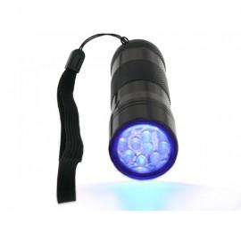Torche UV à LED bleues détecteur Urine