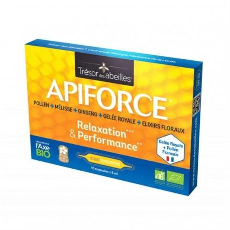 APIFORCE - Ampoules 5 ml