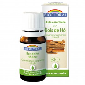 HUILE ESSENTIELLE BOI DE HO - 10 ML BIOFLORAL
