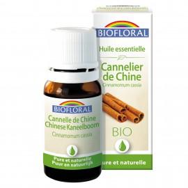 HUILE ESSENTIELLE CANNELLE - 10 ML BIOFLORAL