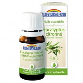 HUILE ESSENTIELLE EUCALYPTUS CITRONNE - 10 ML BIOFLORAL