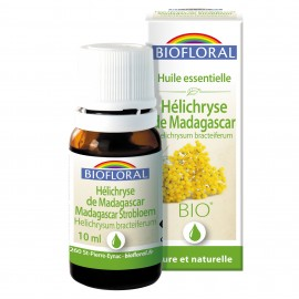 HUILE ESSENTIELLE HELICHRYSE - 10 ML BIOFLORAL