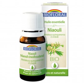 HUILE ESSENTIELLE NIAOULI - 10 ML BIOFLORAL