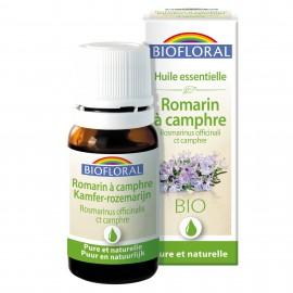 HUILE ESSENTIELLE ROMARIN A CAMPHRE - 10 ML BIOFLORAL
