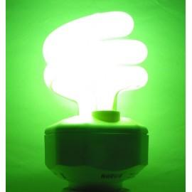 Ampoule de Chromothérapie 15 W – ROUGE – culot E27