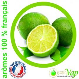 CITRON VERT Openvap - e-liquide pour cigarettes électroniques 10 ml