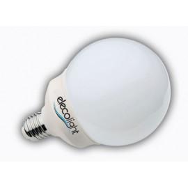 Ampoule Globe Plein Spectre 23 W 5000° E27 (gros culot à vis)