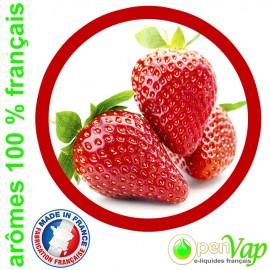 FRAISE Openvap - e-liquide pour cigarettes électroniques 10 ml