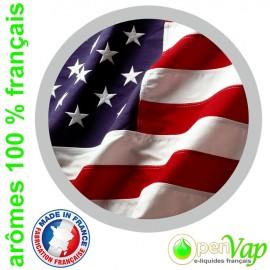 TABAC AMERICA Openvap - e-liquide pour cigarettes électroniques 10 ml