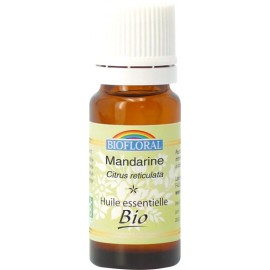 Huile Essentielle Bio 10 ml  - Mandarine