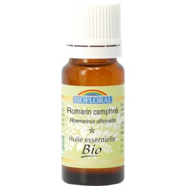 Huile Essentielle Bio 10 ml  - Romarin Camphré