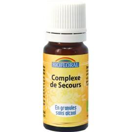 Remède de Secours en Granules sans alcool 039 GRA