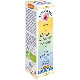 Remède de Secours Nuits Paisibles en Spray 040N